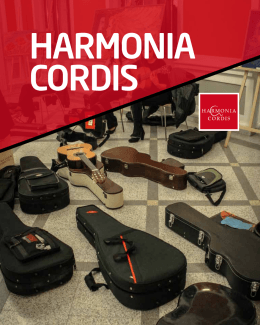 Harmonia Cordis International Classical Guitar Festival