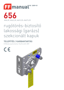 656 - Door System Kaputechnika