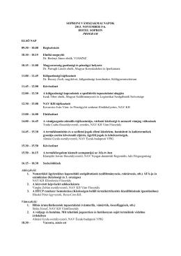 PROGRAM v_9.pdf - Vám, Jövedéki és Adóügyi Szolgáltatók