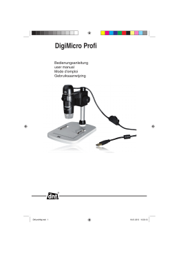 DigiMicro Profi - Conrad Electronic