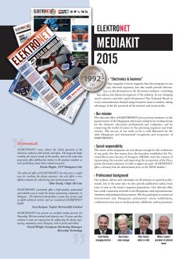 EN Mediakit 2015_ENG_EN Mediakit 2011_HUN