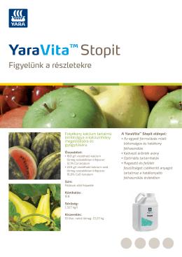 YaraVita™ Stopit