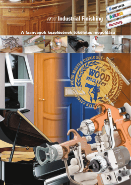 wood spread - Kaméleon Hungary Kft.