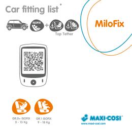 MiloFix - Maxi-Cosi
