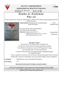 Sonka és Szalonna Pác-só