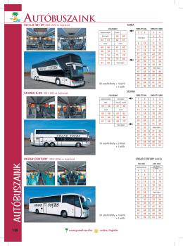autóbuszaink - Grand Tours