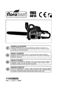 OM, Florabest, FBKS4014, 966771904, 2011-08, Chain Saw