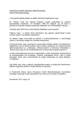 Intézményvezetői pályázat véleményezése SZMK által.pdf