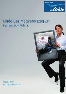 Linde Gáz Magyarország - ICC
