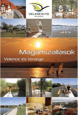 Magánszállások Velence és térsége - Velencei