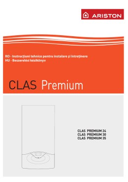 Manual-Ariston-CLAS-PREMIUM-24-30-35