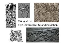 IX. díszítőművészet a viking