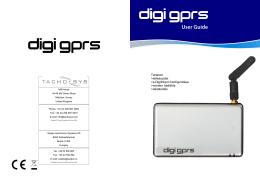 Tartalom >előkészület >a Digifobpro konfigurálása