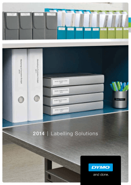 2014 | Labelling Solutions