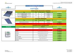 Nettó listaár - Klíma Áruház Épületgépészeti Kft.
