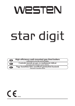 Star Digit 240Fi -280Fi - Centrala
