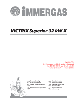 VICTRIX Superior 32 kW X
