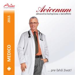 Katalog MEDICO 2015