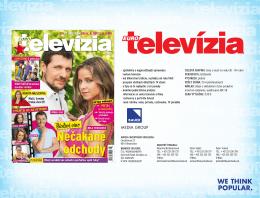 Formáty inzercie - Bauer Media SK.