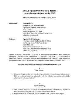20150409_Zmluva na