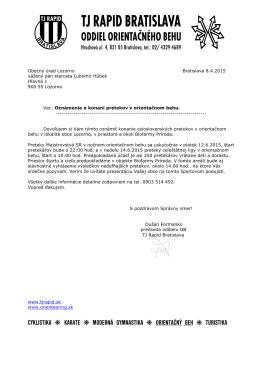 list vo formáte PDF