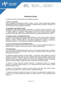 pravidlá súťaže vo formáte .pdf