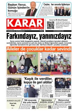 22 Ocak 2016.qxd - Kesin Karar Gazetesi