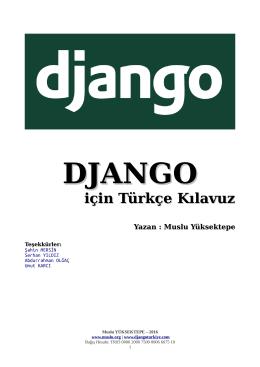 Django Türkiye