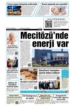 23 Ocak 2016.qxd - Kesin Karar Gazetesi