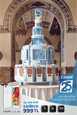 Katalog - Casper
