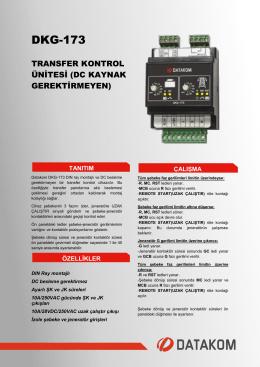 DKG-173 - Datakom