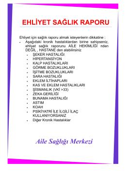 Ehliyet pdf