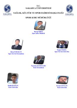 Yönetim - Sakarya Üniversitesi
