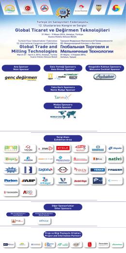 proje ortakları ve sponsorlar