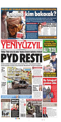 El-Cezeri - Yeni Yüzyıl Gazetesi