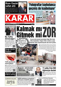26 Ocak 2016.qxd - Kesin Karar Gazetesi