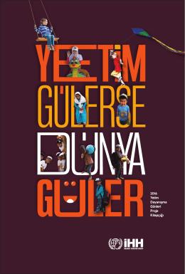 YDG 2016 Projeleri - İHH İnsani Yardım Vakfı