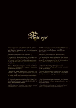 Highlight Katalog
