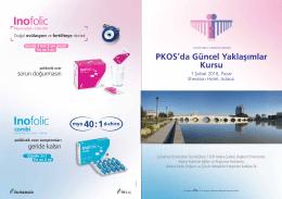 ıtf adana pkos poster - Üreme Tıbbı ve Cerrahisi Derneği