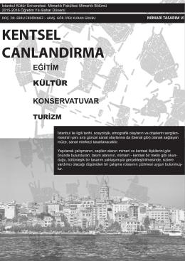 Doç. Dr. Ebru Erdönmez - İstanbul Kültür Üniversitesi