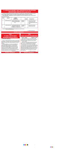 ilan tc kars 3. asliye hukuk mahkemesi başkanlığından tokat ka