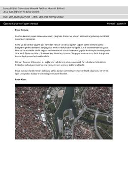 Öğr. Gör. Sıddık Güvendi - İstanbul Kültür Üniversitesi