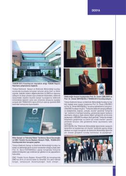 TESEM-2015 Kurultayının kaynaklık ettiği TESEM Raporu