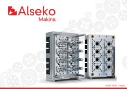 ALSEKO MAKİNA KATALOG 2016 / İndirmek için tıklayınız