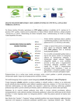 Izvjestaj o radu MZT-a i ZT-a Nobilis - Zaštitarsko