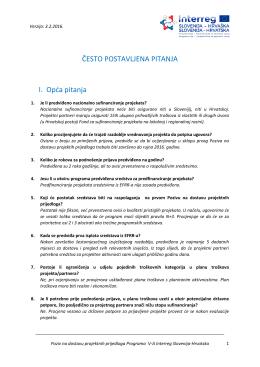 Interreg Slovenija-Hrvatska - SI