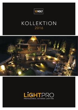 LightPro Brochure DE 2016.indd