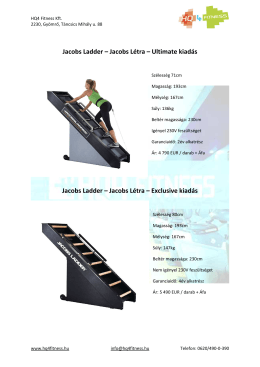 Jacobs Ladder – Jacobs Létra – Ultimate kiadás