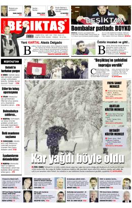 PC`DE OKU - Gazete Beşiktaş