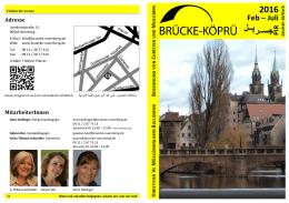 Programm als PDF (deutsch, türkçe) - Brücke
